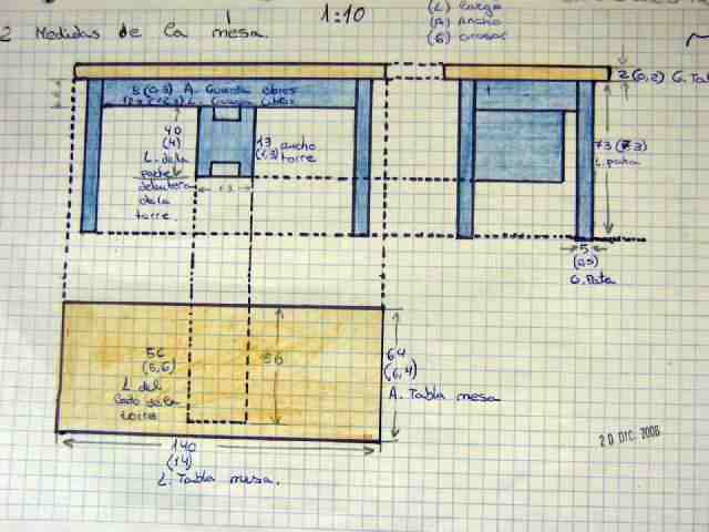 Maqueta de aula 2 pets world - Como hacer un plano de una casa ...