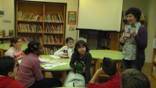 Visita de formaci n de usuarios a la biblioteca - Biblioteca publica de segovia ...