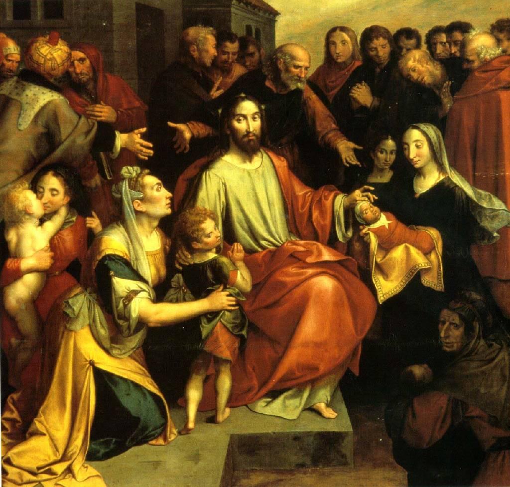 Jesus In Art Jesus S Public Life Level 1 20 Questions