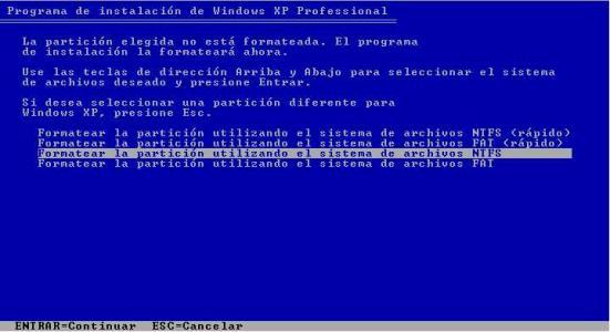Cómo reinstalar windows xp sin formatear tu disco duro.