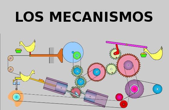 Resultado de imagen para mecanismos