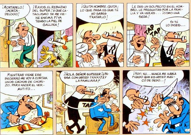 1d43aa6bd2 Bombilla Amarilla  Mortadelo y Filemón