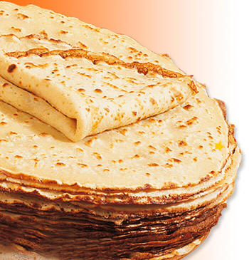 La cocina de maripuchi co crepes de jam n y queso - Como hacer masa de crepes ...